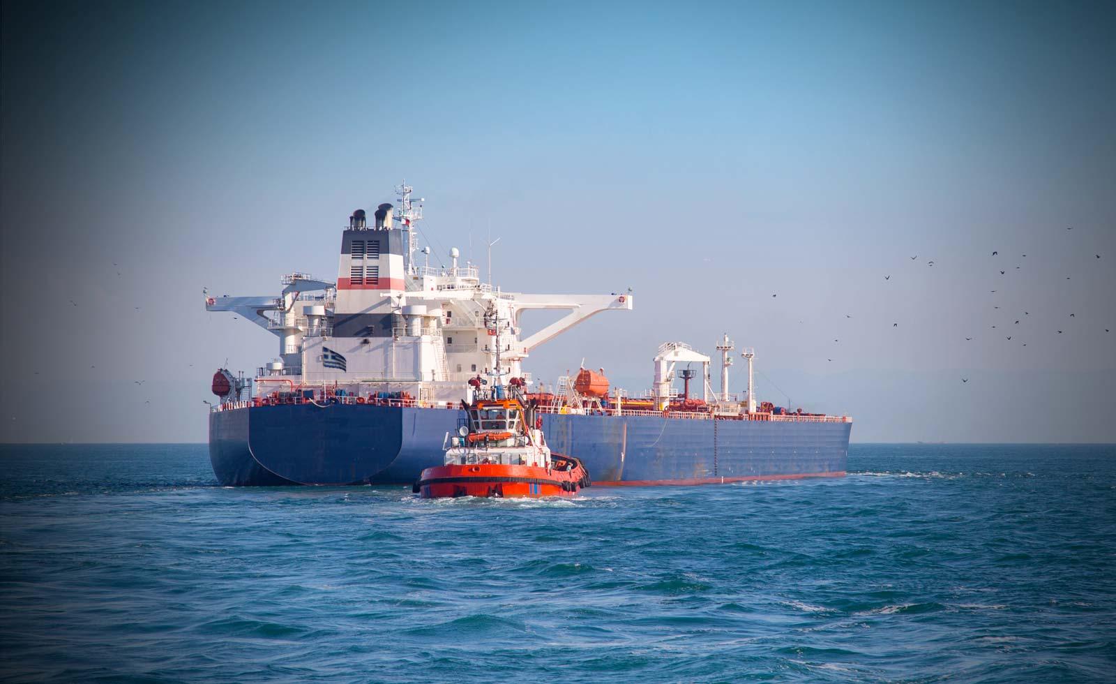 Ship supply provisions marine